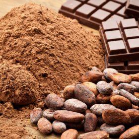Chocolates, cacao y coberturas
